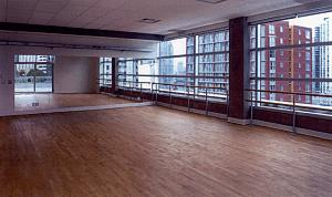 Marcuse Studio at the Scotiabank Dance Centre
