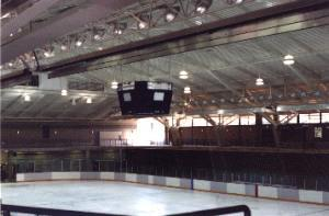 The Bill Copeland Sports Centre Ice Rink
