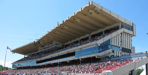 Calgary Stampee Grandstand