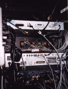 more rat's nest of dangling wires and widgets